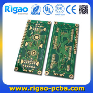 GPS Simple Double-Sided Printed Wiring Board pictures & photos