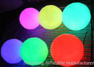 Waterproof Oxford Cloth Inflatable Lantern for Party or Decoration pictures & photos