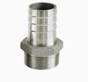 Stainless Steel Pipe Nipple Fittingnpt/Bsp/BSPT/G Thread Hose Nipple