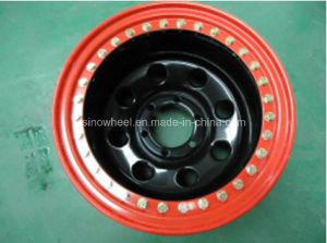Rim Offroad Steel Wheel, Beadlock Wheel, 4x4 Wheel Loder Wheel pictures & photos