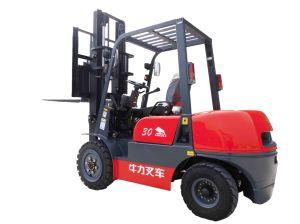 Japanese Isuzu Engine Diesel Forklift pictures & photos