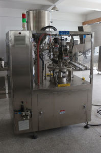 Automatic Plastic Tube Filler Sealer (GF-50) pictures & photos