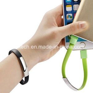 8pin USB Cable Bracelet for iPhone 6s pictures & photos