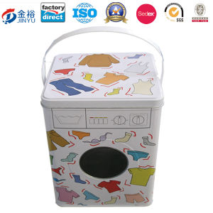 Gift Washing Machine Tin Box pictures & photos