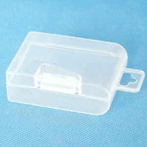 Office Stationery Case Transparent Plastic Box Decoration (QX-PB002) 67*49*21mm pictures & photos