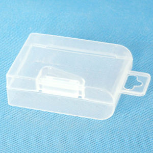 Office Stationery Case Transparent Plastic Box (QX-PB002) 67*49*21mm pictures & photos