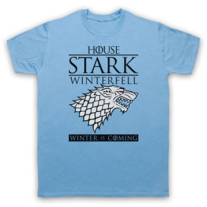 Thrones Unofficial House Stark T-Shirt Mens Ladies Kids Sizes & Colours pictures & photos