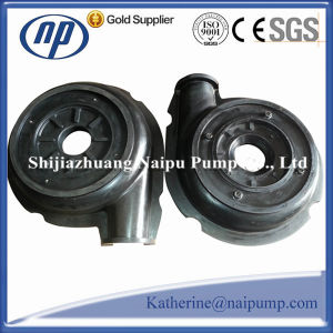 Rubber Liner Slurry Pump R55 Frame Plate Liner (D3036HS1) pictures & photos