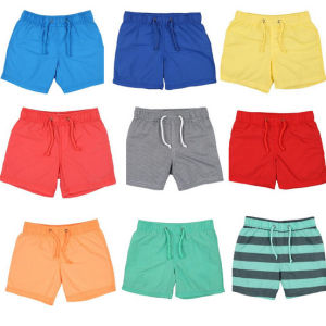 China Manufacturer Custom Wholesale Fashion Casual Boys Cotton Beach Wear pictures & photos