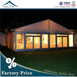 100% Rainproof Roof 600 Seaters Glass Wall Buiness Tents pictures & photos