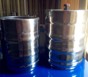 Hot Selling 20L Stainless Steel Beer Keg pictures & photos