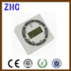 250V Mini Digital Countdown Time Switch Programmable Timer Switch pictures & photos