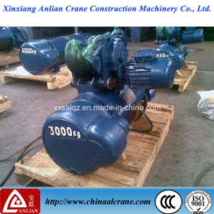 Mini 3000kg Electric Wire Rope Lifting Hoist pictures & photos