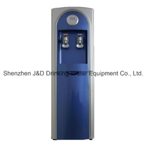 Compressor Cooling Pou Type Hot and Cold Water Dispenser pictures & photos