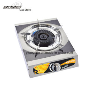 China Supplier Stainless Steel Table Top Gas Stove