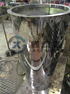 China Factory Garden/Hotal Customized Design of The High-Grade Stainless Steel Flower Basin pictures & photos