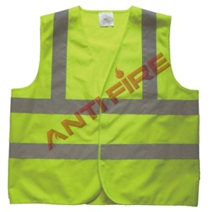 Safety Vest with Reflective Tape, Xhl16001 pictures & photos