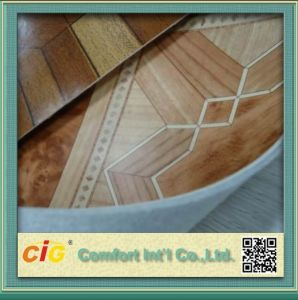 Plastic Type 2mm Thick PVC Flooring pictures & photos