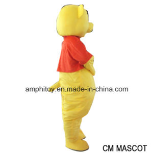 Winnie The Pooh Mascot Csotume pictures & photos