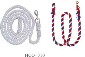 Cotton Horse Lead Rope with Hardware pictures & photos