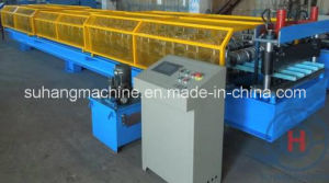 Trapezoidal Wall Panel / Roof Tile Roll Forming Machine pictures & photos