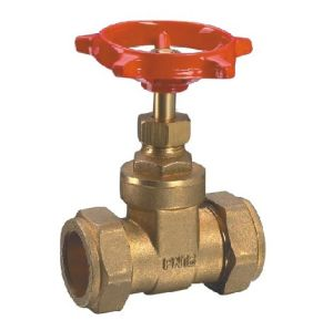 (HE-3006) Gate Valve with Steel Handle for Water pictures & photos