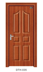 PVC Door (DTH-035) pictures & photos