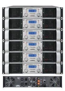 LCD Professional Disco Power Amplifier (LA1000) pictures & photos