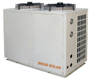 High Temperature Air Source Heat Pump for Hot Water and Heating R417A Freon for Household pictures & photos