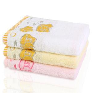 Customized Color Full Size Jacquard 100% Cotton towel