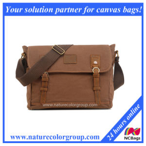 Vintage Classic Army Messenger High Quality Shoulder Bag (MSB-030) pictures & photos