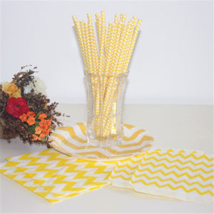 Drinking Straw Paper Party Straws with BSCI pictures & photos