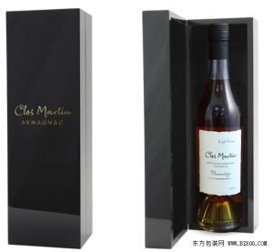 Trade Assurance Supplier Wholesale Fashion Paper Packaging Wine Box, Flip Top Paper Wine Box pictures & photos