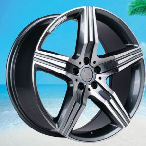 Aluminium Alloy Wheel/ Auto Wheel Rim for Mercedes-Benz (W0105)