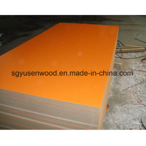 12mm Melamine MDF/Raw MDF / MDF Wood Board for Furniture Cabinet pictures & photos