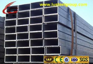 ASTM A500 Rectangular Tube Square Tube Telescop ERW Carbon Steel Pipe