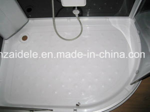 Low Tray 120*80cm 4mm Frosted Glass Shower Room Adl-8310L/R pictures & photos