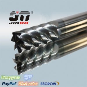 Tungsten Carbide End Mills for Milling Machine pictures & photos