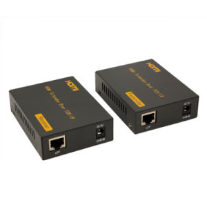 150m by Single Cat5e/6 Cable HDMI Extender pictures & photos
