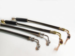 Black Steel Braided Hose pictures & photos
