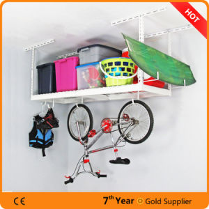 Hot Sale Garage Overhead Racking/Garage Hanging Racks/Overhead Storage Ceiling Rack pictures & photos