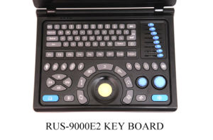 10.4 Inch Full Digital Laptop Ultrasound Scanner with Convex Probe (RUS-9000E2) -Fanny pictures & photos
