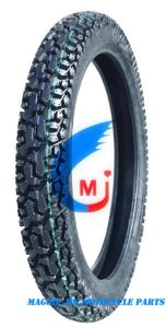 Motorcycle Spare Part Motorcycle Tire Tyre 2.50-14 pictures & photos