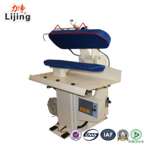 2016 Pop Luandry Equipment Wjt-125 Laundry Equipment Steam Press Ironer pictures & photos