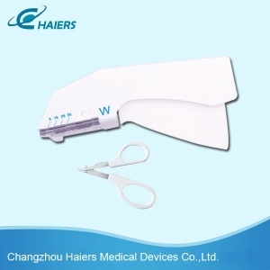 Disposable Skin Stapler with CE Certificate (HASPF-25/35W) pictures & photos