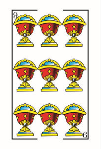 Spanish Paper Playing Cards/Casino Cards pictures & photos