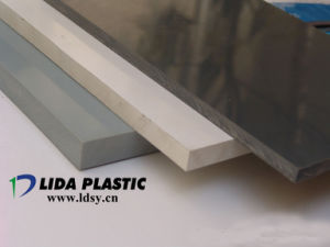Good Quality Grey PVC Sheet pictures & photos