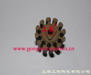 Cordierite Ceramic Bobbin Element (diameter 57mm) pictures & photos