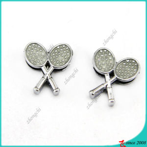 Badminton Charms for 8mm Leather Bracelet (SC16040919)