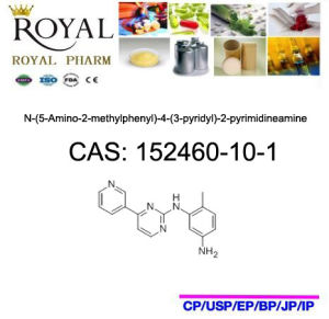 Good Quality, Low Price, Made in China, Imatinib Mesylate, CAS: 152460-10-1 pictures & photos